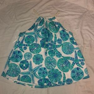 Lily Pulitzer Beachy Top